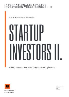 Internationales Startup Investoren Verzeichnis II., Heinz Duthel