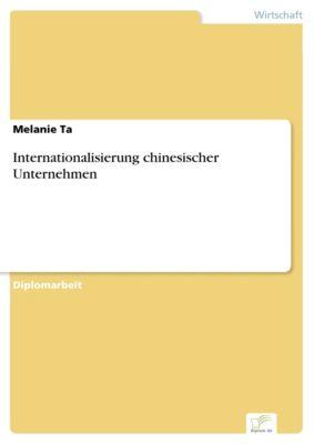 Internationalisierung chinesischer Unternehmen, Melanie Ta