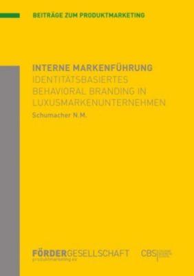 Interne Markenführung - Nadine Maren Schumacher |