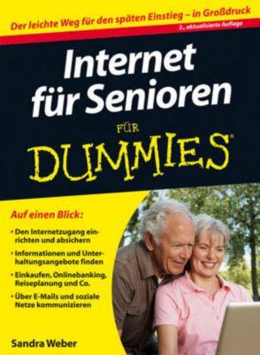Internet für Senioren für Dummies, Sandra Weber