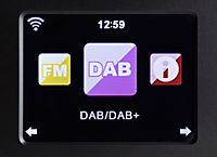 Internetradio mit DAB+ - Produktdetailbild 2
