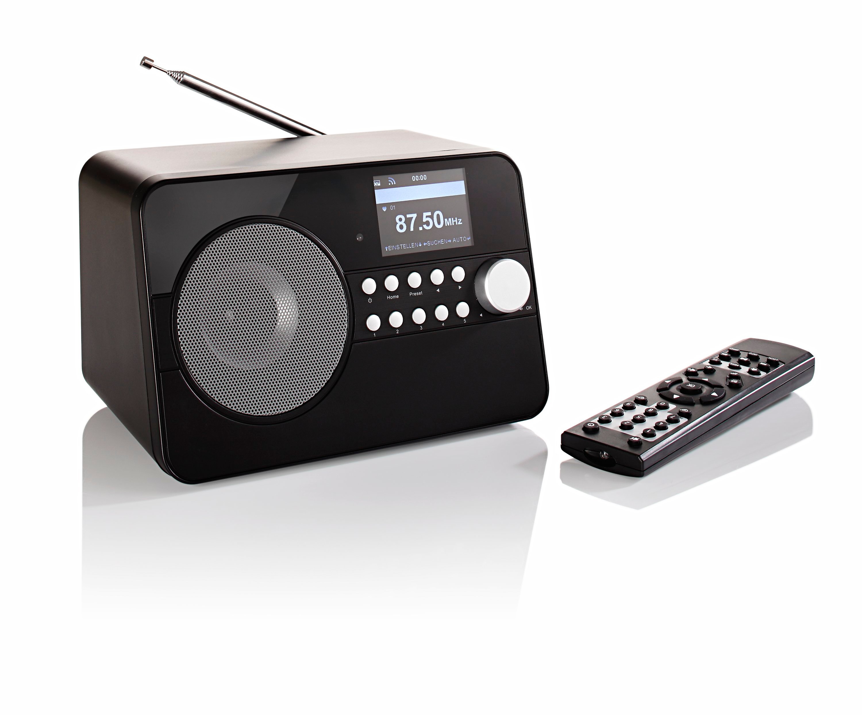 elta radio mit bewegungsmelder dab radio kaufen top. Black Bedroom Furniture Sets. Home Design Ideas
