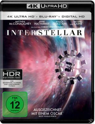 Interstellar 4K, 1 UHD-Blu-ray