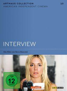Interview, Steve Buscemi, Theodor Holman, David Schechter