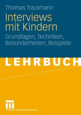 Interviews mit Kindern, Thomas Trautmann