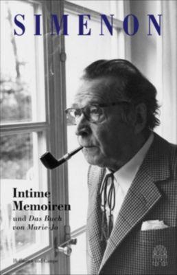 Intime Memoiren, Georges Simenon, Marie-Jo Simenon