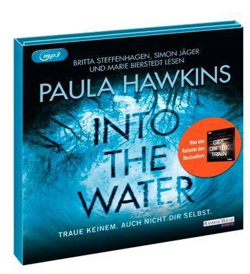 Into the Water - Traue keinem. Auch nicht dir selbst., 2 MP3-CDs, Paula Hawkins
