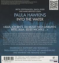 Into the Water - Traue keinem. Auch nicht dir selbst., 2 MP3-CDs - Produktdetailbild 1