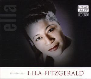 Introducing Ella Fitzgerald, Ella Fitzgerald