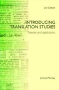 jeremy munday introducing translation studies 2012 pdf