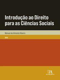 Introdução ao Direito para as Ciências Sociais, Manuel de Almeida Ribeiro