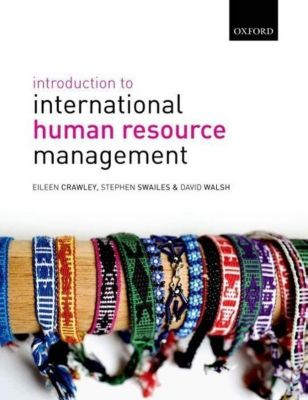 introduction to international human resource management essay Human resource management (hrm) is the process of employing people,  training them  resurge international – tom davenport operating on a patient  – cc.