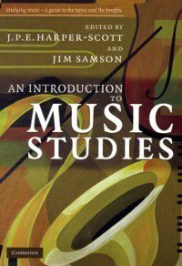 Introduction to Music Studies