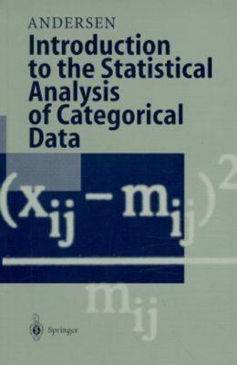Data Analysis: An Introduction To Categorical Data Analysis