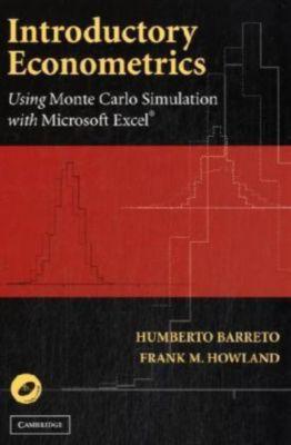 Introductory Econometrics, w. CD-ROM, Humberto Barreto, Frank M. Howland