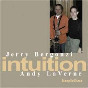 Intuition, Jerry Bergonzi, Andy LaVerne