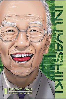 Inuyashiki 1, Hiroya Oku