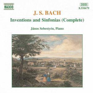 Inventionen/Sinfonien/+, Janos Sebestyen