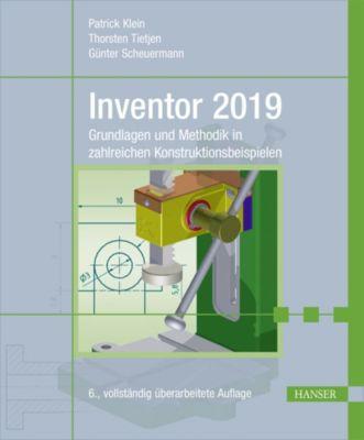 Inventor 2019, Günter Scheuermann, Thorsten Tietjen, Patrick Klein