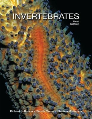 Invertebrates, Richard C. Brusca