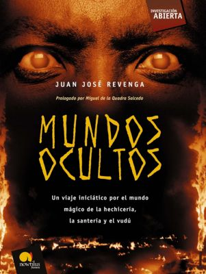 Investigación Abierta: Mundos Ocultos, Juan José Revenga Montejo