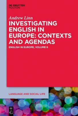 Investigating English in Europe, Andrew Linn