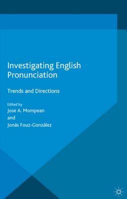 Investigating English Pronunciation
