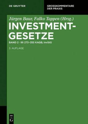 Investmentgesetze, Kommentar: Bd.2 Investmentgesetz (InvG)