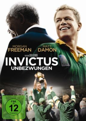 Invictus - Unbezwungen, John Carlin