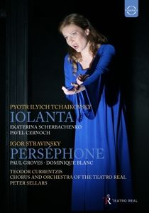 Iolanta,Perséphone (Teatro Real 2012), Teodor Currentzis, E. Scherbachenko, P. Groves
