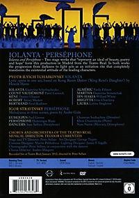 Iolanta,Perséphone (Teatro Real 2012) - Produktdetailbild 1
