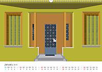 Ionian Doorways and Patterns (Wall Calendar 2019 DIN A3 Landscape) - Produktdetailbild 1