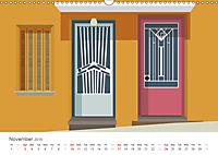 Ionian Doorways and Patterns (Wall Calendar 2019 DIN A3 Landscape) - Produktdetailbild 11