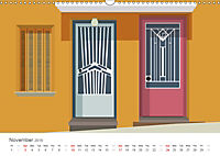 Ionian Doorways and Patterns (Wall Calendar 2019 DIN A3 Landscape) - Produktdetailbild 11