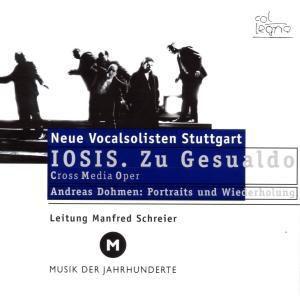 Iosis.zu Gesualdo., Neue Vocalsolisten Stuttgart, S