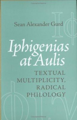 Iphigenias at Aulis, Sean Alexander Gurd