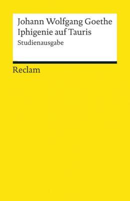 Iphigenie auf Tauris - Johann Wolfgang von Goethe pdf epub