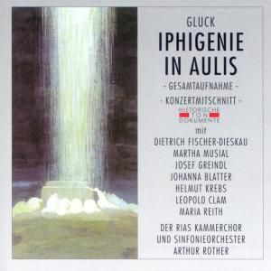 Iphigenie In Aulis, Rias Kammerchor, Rias Sinf.orch.