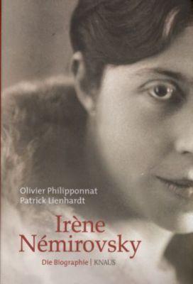 Irène Némirovsky, Olivier Philipponnat, Patrick Lienhardt