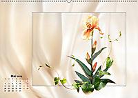 Irisblüten Zeichnungen (Wandkalender 2019 DIN A2 quer) - Produktdetailbild 5