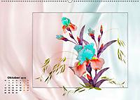 Irisblüten Zeichnungen (Wandkalender 2019 DIN A2 quer) - Produktdetailbild 10