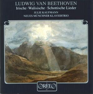 Irische,Walisische,Schottische Lieder, Kaufmann, N.M.Klav.Trio