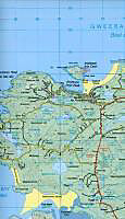 Irish Discovery Series 10. Donegal (SW) 1 : 50 000 - Produktdetailbild 2