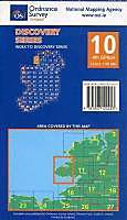 Irish Discovery Series 10. Donegal (SW) 1 : 50 000 - Produktdetailbild 1