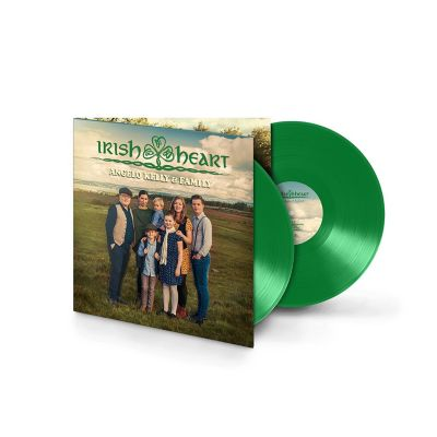 Irish Heart (Limited Edition 2LP) (Vinyl), Angelo & Family Kelly