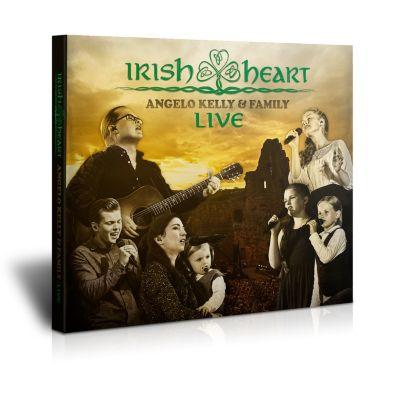 Irish Heart - Live (Limited Digipack, CD+DVD), Angelo Kelly
