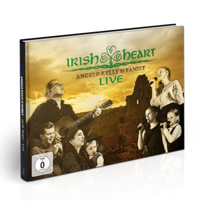 Irish Heart - Live (Limited Premium Edition), Angelo Kelly