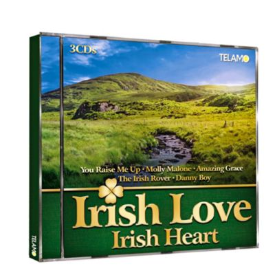 Irish Love - Irish Heart (3 CDs), Diverse Interpreten