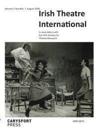 Irish Theatre International: Irish Theatre International, Paul Murphy