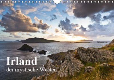 Irland - der mystische Westen (Wandkalender 2019 DIN A4 quer), Holger Hess